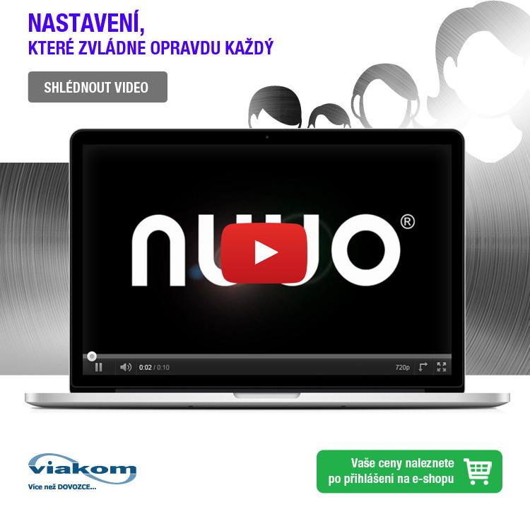 NUUO - Nový 16kanálový rekordér s podporou předních výrobců IP kamer