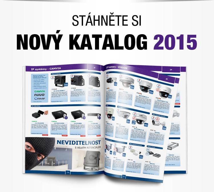 Stáhněte si nový katalog 2015