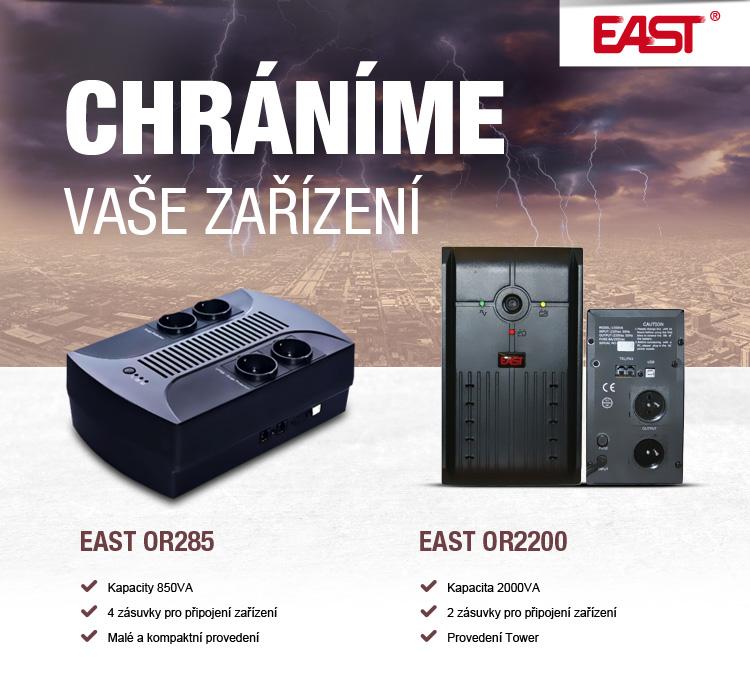 EAST - chráníme Vaše zařízení