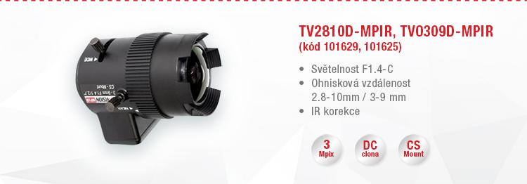 Sestavte si kameru na míru - BOX kamery a objektivy Hikvision