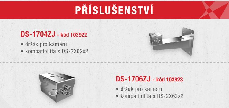 HIKVISION - nové kamery do výbušného prostøedí, IR pøísvity a HDMI extendery