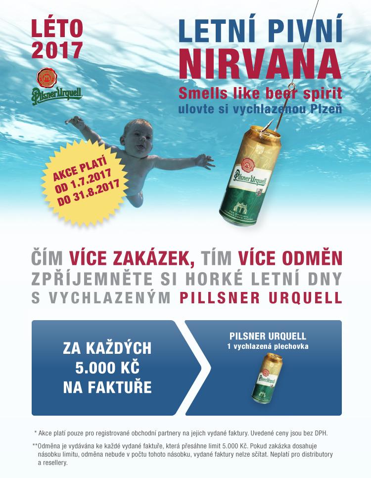 VIAKOM - Letní pivní NIRVANA - ulovte si vychlazenou Plzeň